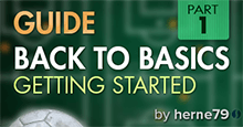 Back to Football Managers Basics - 01 - Getting Started