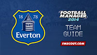 Everton guide for FM14