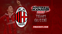 A.C. Milan Team Guide for FM15