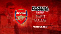 Arsenal guide for FM15