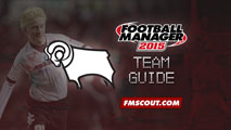 Derby County - Team Guide for FM15