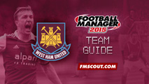 West Ham - FM15 Team Guide