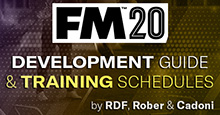 RDF Development Guide & Training Schedules for FM20