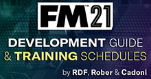 RDF Training Schedules & Development Guide for FM21