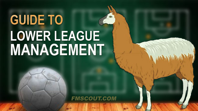 Football Manager Guides - Guide to Lower League Management (LLM)