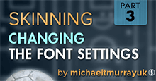 FM18 Tutorial: How to Change the Font Settings