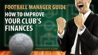 How to improve your club's finances on Football Manager