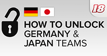 Fix fake Germany and Japan national teams on FM18