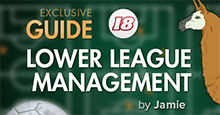 LLM Guide for Football Manager 2018 by Jamie