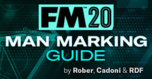Man Marking Guide for FM 2020