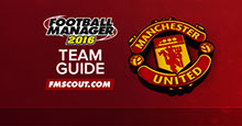 Manchester United Guide for FM16