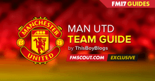 Manchester United - FM 2017 Guide