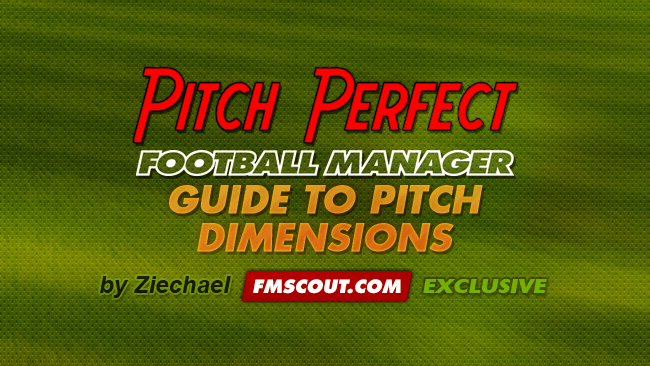 Football Manager Guides - Pitch Perfect - Football Manager Guide to Pitch Dimensions