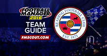 Reading FC Guide for FM16