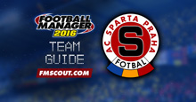 Sparta Prague Guide for FM16