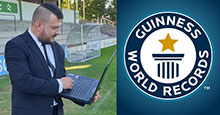 Guinness World Record For Longest Ever Football Manager Save