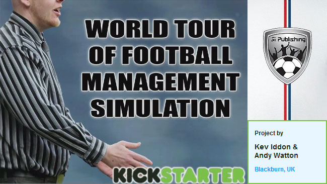 World Tour of Football Management Sims