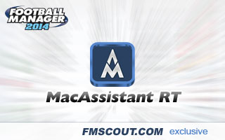 MacAssistant RT for FM14 is confirmed