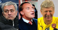 What Kind Of Poker Players Would These Premier League Managers Make?