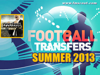 Football Manager 2013 Summer Transfer Updates
