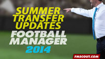 FM14 Summer Transfer Updates