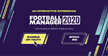 Football Manager 2020 Official Interactive Trailer