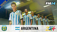WC2014 Argentina Preview