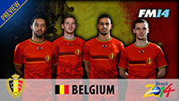 WC2014 Belgium Preview