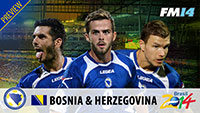 WC2014 Bosnia & Herzegovina Preview