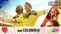WC2014 Colombia Preview