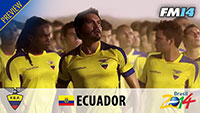 WC2014 Ecuador Preview