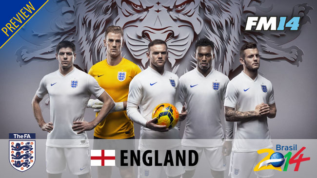 World Cup 2014 - WC2014 England Preview