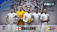 WC2014 England Preview