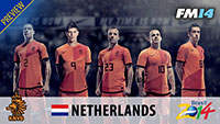 WC2014 Netherlands Preview