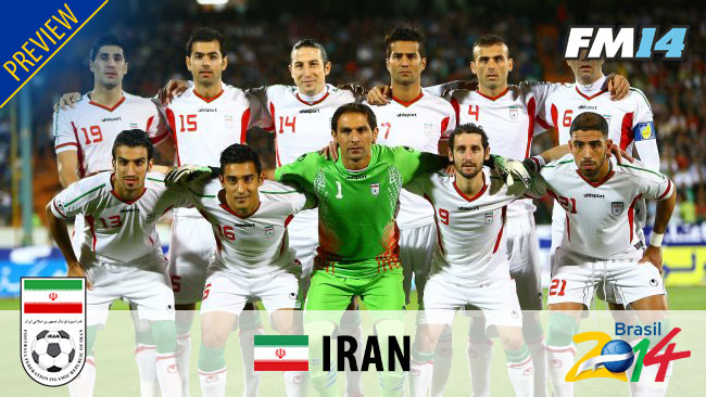 World Cup 2014 - WC2014 Iran Preview