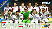 WC2014 Iran Preview