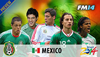 WC2014 Mexico Preview