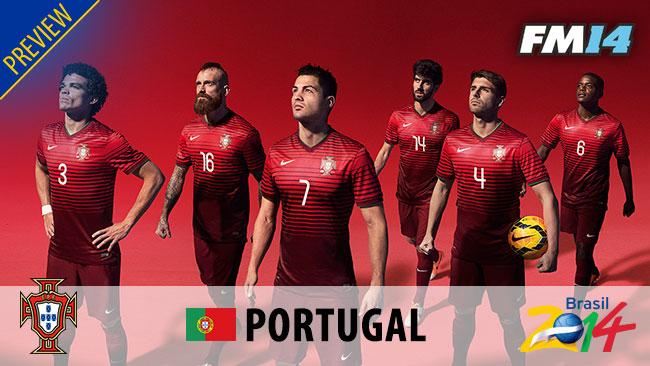 World Cup 2014 - WC2014 Portugal Preview