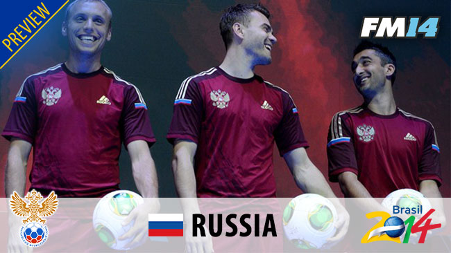 World Cup 2014 - WC2014 Russia Preview