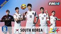WC2014 South Korea Preview