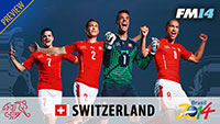 WC2014 Switzerland preview