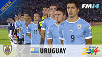 WC2014 Uruguay Preview