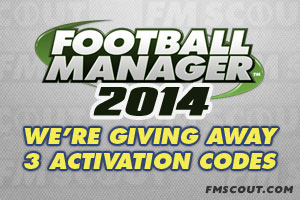 Win Football Manager 2014 for Free