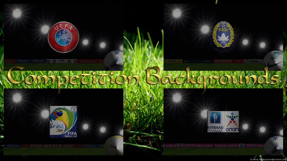 Dazs8 Competition Backgrounds for FM13