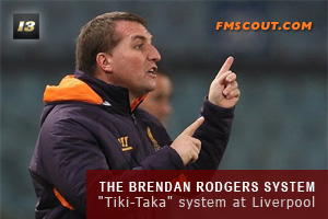 The Brendan Rodgers System