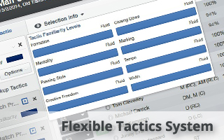 Flexible Tactics System