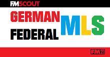 German Federal MLS FM 21 Database