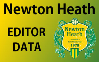 Newton Heath FC Editor Data