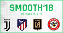 Smooth'18 Logos by Passionate FM