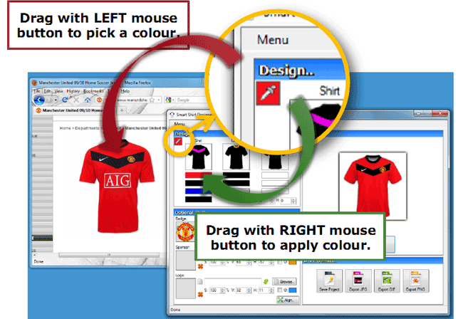 Smart Shirt Designer 2 | FM Scout